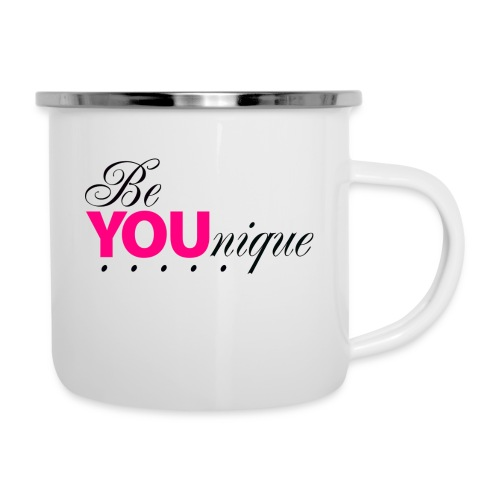 Be Unique Be You Just Be You - Camper Mug
