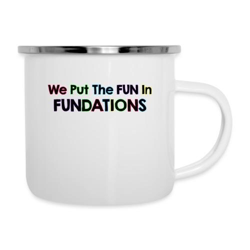 fundations png - Camper Mug