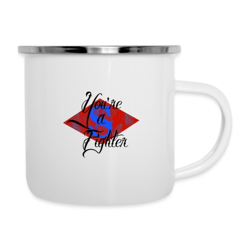 You're A Fighter Collection (For Men) - Camper Mug