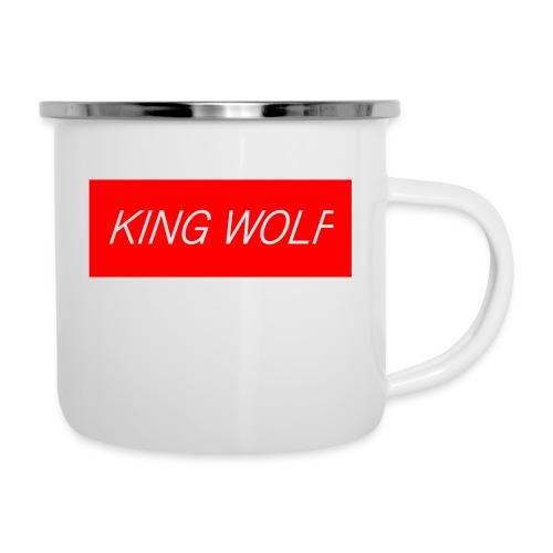 KING WOLF - Camper Mug