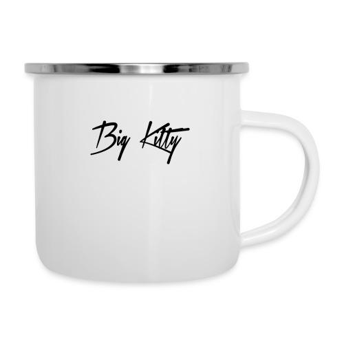 Big Kitty Logo - Camper Mug