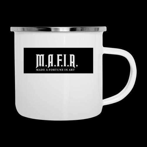 Classic Mafia Logo Black - Camper Mug