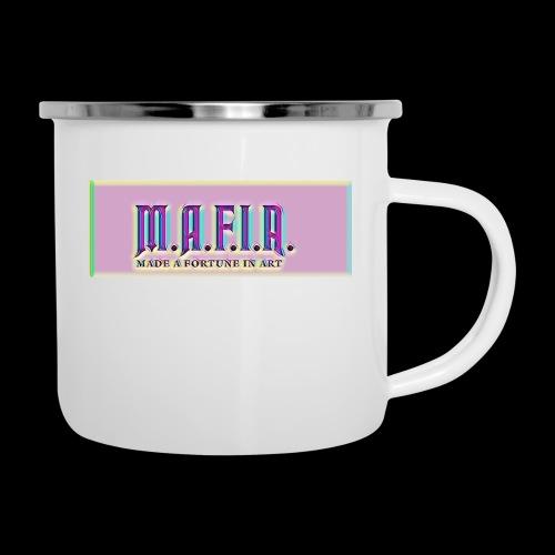 Trippy Mafia Logo - Camper Mug