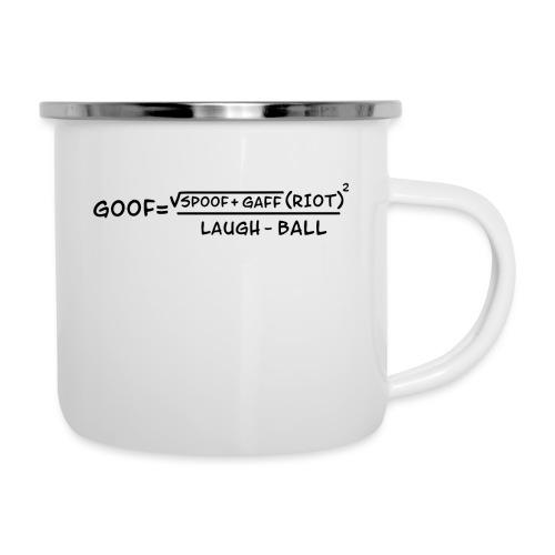 gaff text3 - Camper Mug