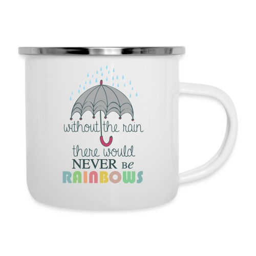 Without the Rain - Camper Mug