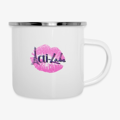 kiss - Camper Mug