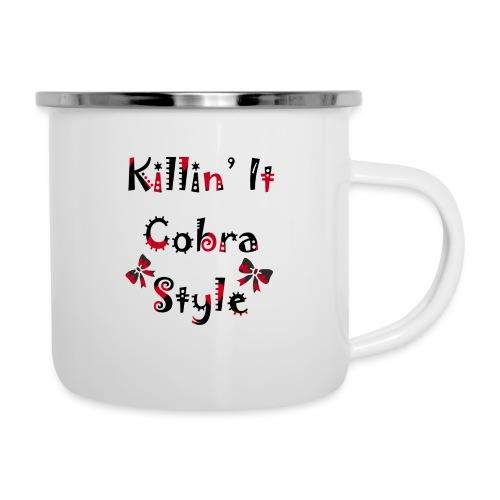 Killin' It Cobra - Camper Mug