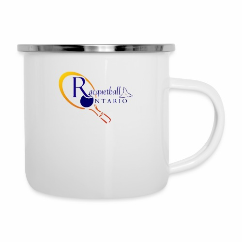 Racquetball Ontario branded products - Camper Mug