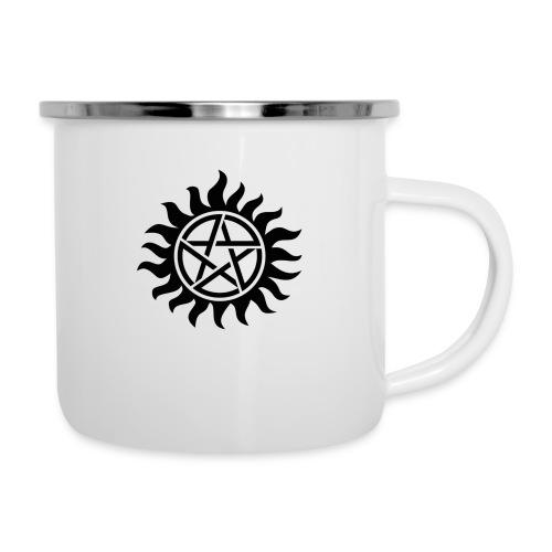 Supernatural Tattoo - Camper Mug