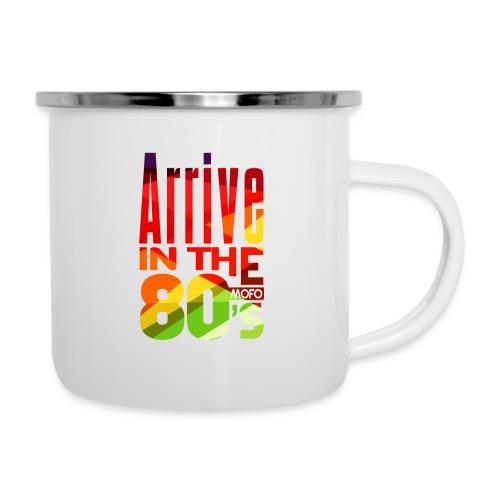 Funk Nation Arrive in the 80s - Camper Mug