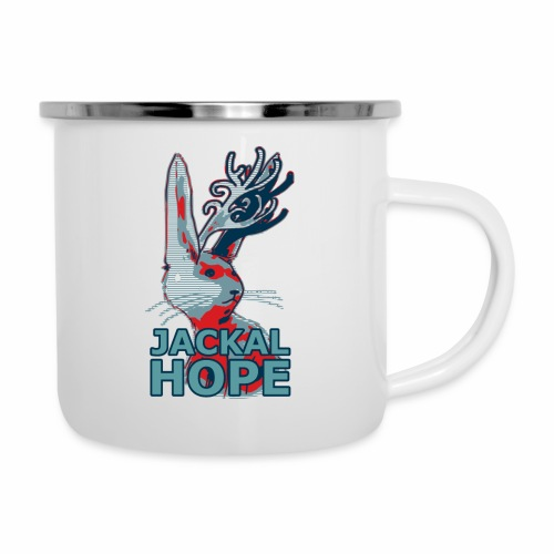 Jackalhope - Camper Mug