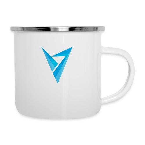 v logo - Camper Mug