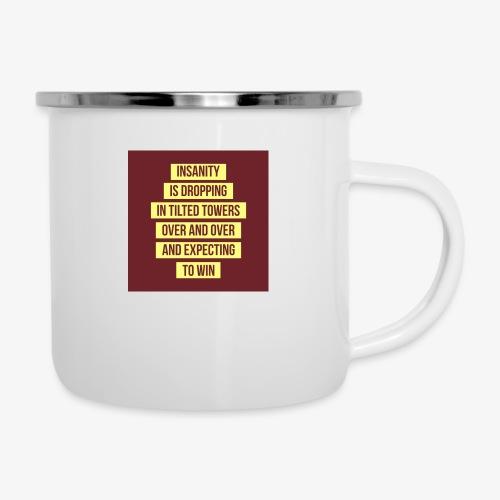 Insanity - Camper Mug