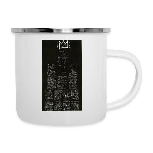J. M. Basquiat - Camper Mug