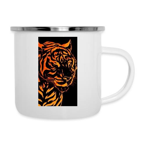 Fire tiger - Camper Mug