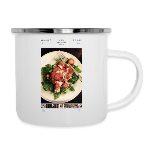 King Ray - Camper Mug