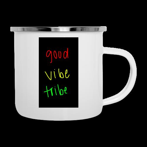 good vibe tribe - Camper Mug