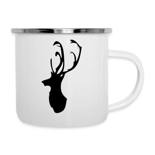 Mesanbrau Stag logo - Camper Mug