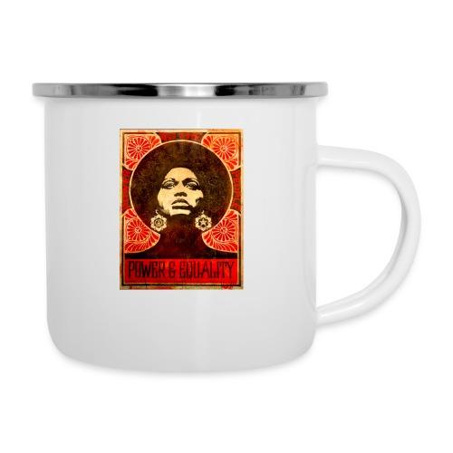 Angela Davis proPoster - Camper Mug