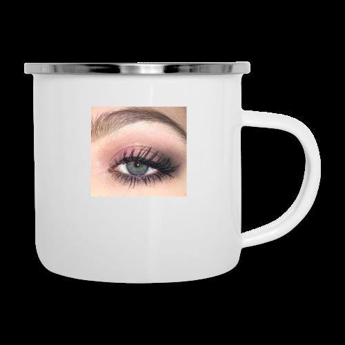 eyeball shirt - Camper Mug