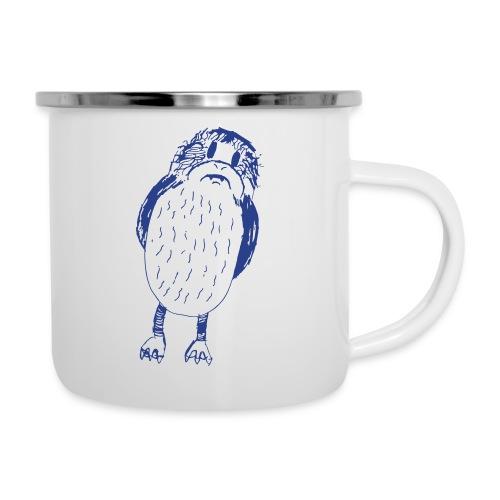 Stephen's hand drawn porg - Camper Mug