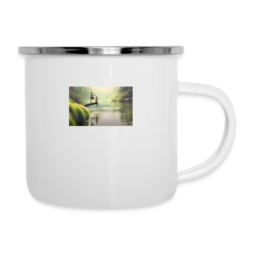 fishing - Camper Mug
