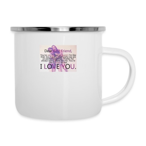 Cute best friends - Camper Mug