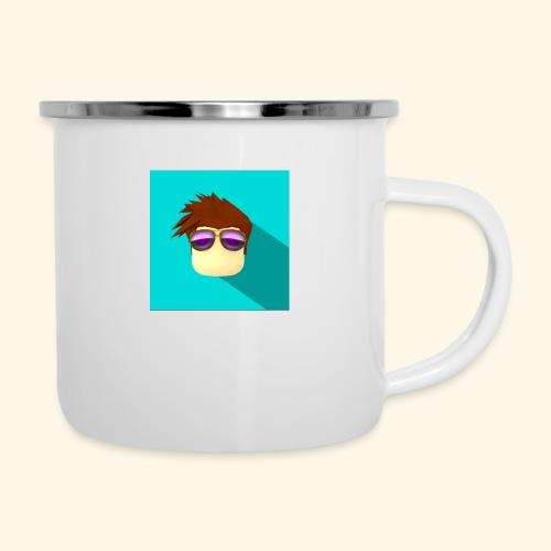 NixVidz Youtube logo - Camper Mug