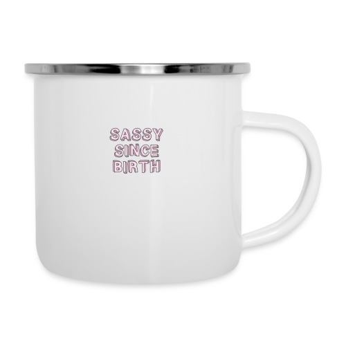 Sassy - Camper Mug