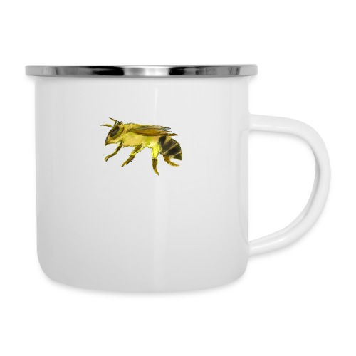 Small Bee - Camper Mug