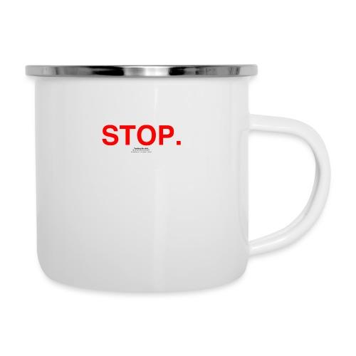stop - Camper Mug