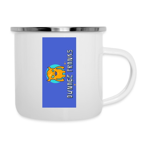 logo iphone5 - Camper Mug