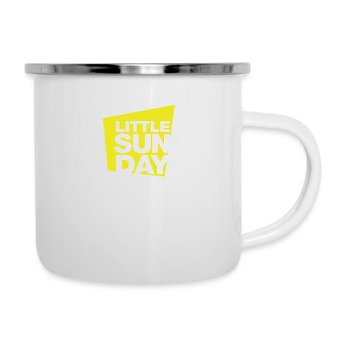 littleSUNDAY Official Logo - Camper Mug