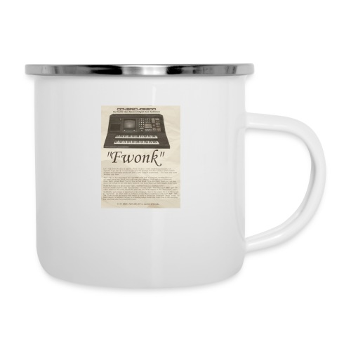 fwonk - Camper Mug