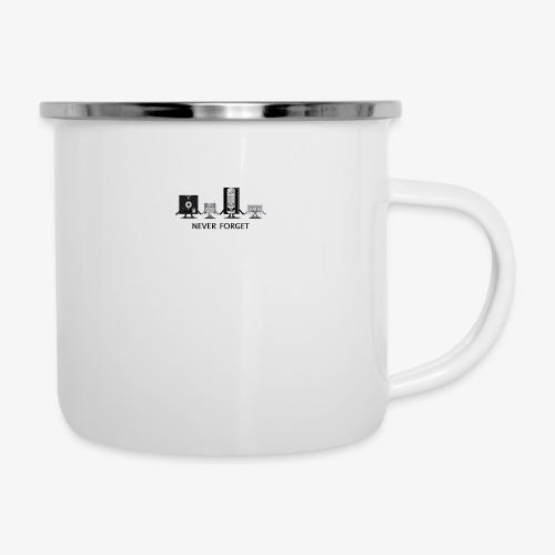 Never forget - Camper Mug