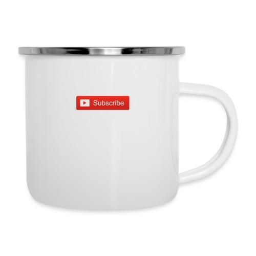 YOUTUBE SUBSCRIBE - Camper Mug