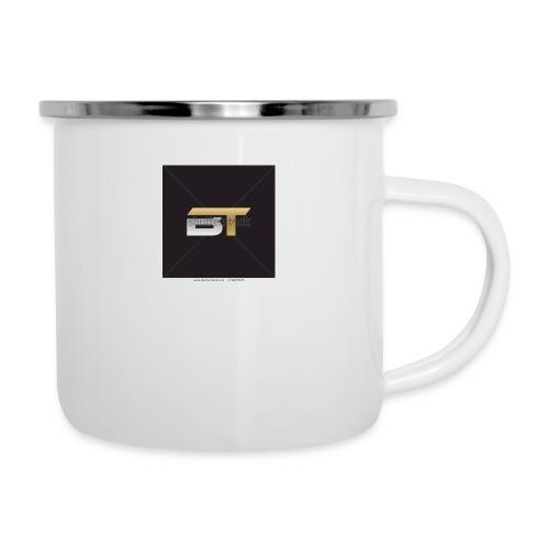 BT logo golden - Camper Mug