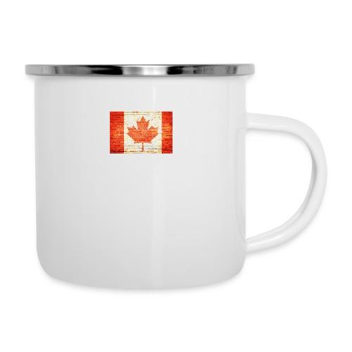 Canada flag - Camper Mug