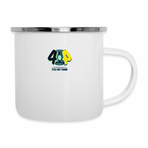 404 Logo - Camper Mug