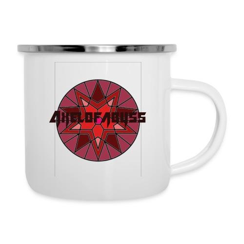 Axelofabyss shades of red - Camper Mug