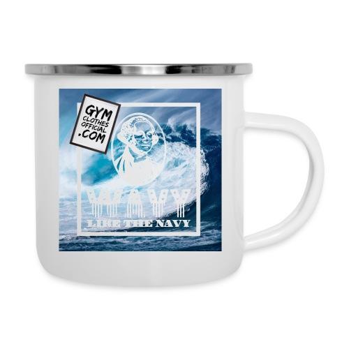 Wavy - Camper Mug