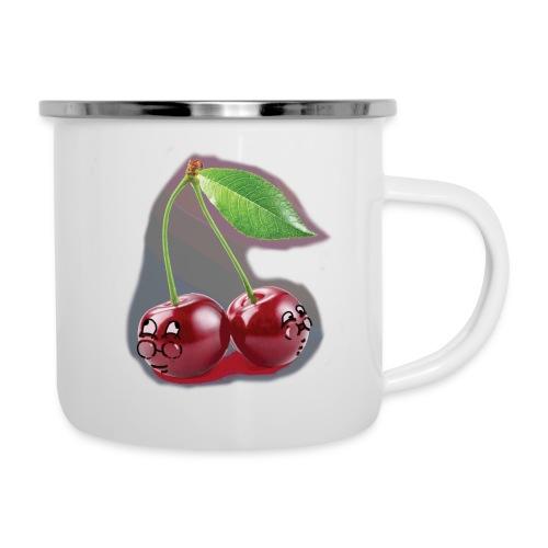 Cherry Bombs - Camper Mug