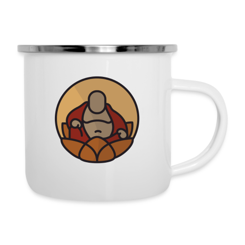 AMERICAN BUDDHA CO. COLOR - Camper Mug