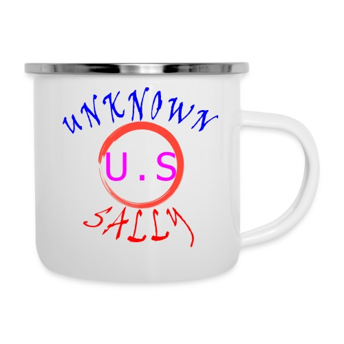 Initial Hoodie - Camper Mug