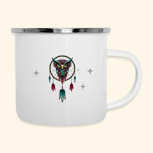 DREAM BIG OWL - Camper Mug