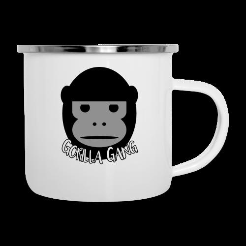 Gorilla Gang Original Insignia - Camper Mug