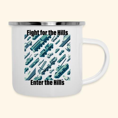 Fight or Enter - Camper Mug