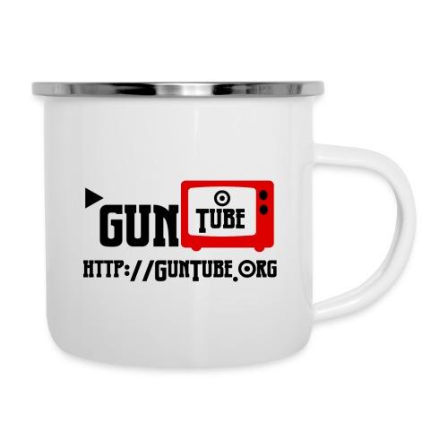 GunTube Shirt with URL - Camper Mug
