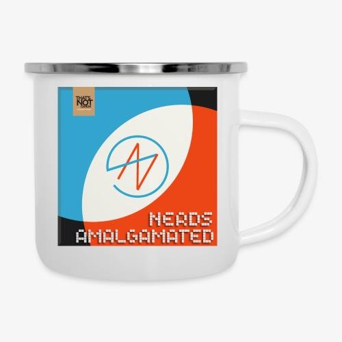 Top Shelf Nerds Cover - Camper Mug