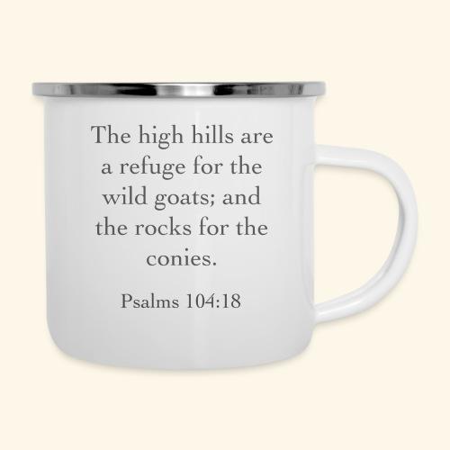 High Hills KJV - Camper Mug